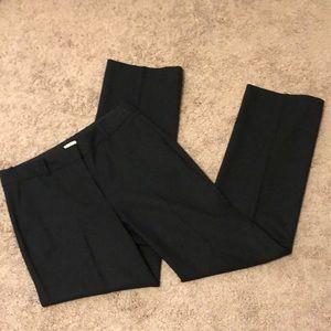 J crew black dress/work pants!